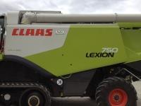 Lexion 750 TT