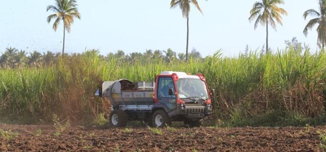 1ère heures de l'Unitrac à La Réunion – Mise en route