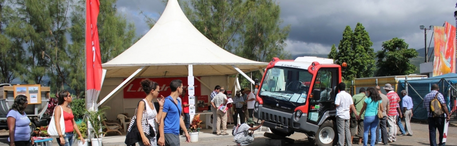 Foire Agricole de Bras Panon 2014 – La Réunion